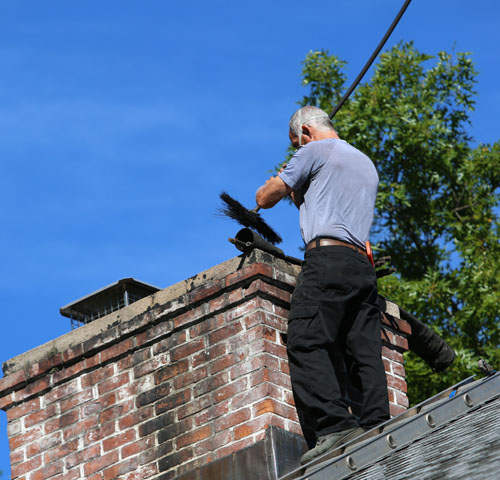 professional chimney sweep in Lenexa KS